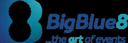 Big Blue 8 Logo